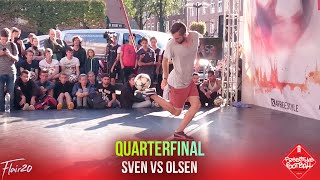 Sven Fielitz V Olsen | Effc 2015 - Quarter Final