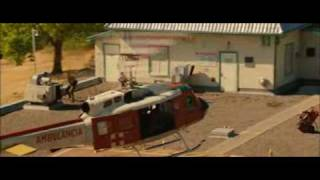 A-Team helicopter scene