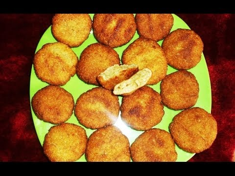 How to Make Easy Wheat flour Biscuits .:: by Attamma TV ::.