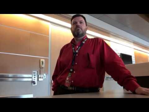 Sarasota Airport Security Interview