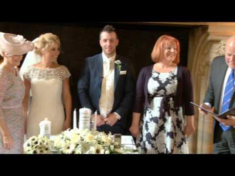 Spiritual Wedding Ceremony Waterford Castle
