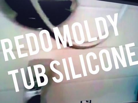 Moldy Bathtub Caulk Grout, Mouldy Tub Silicone, Zepp Mildew, Alcohol