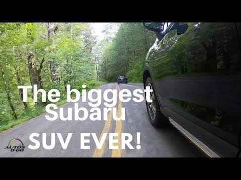 2019 Subaru Ascent first look on and off the road