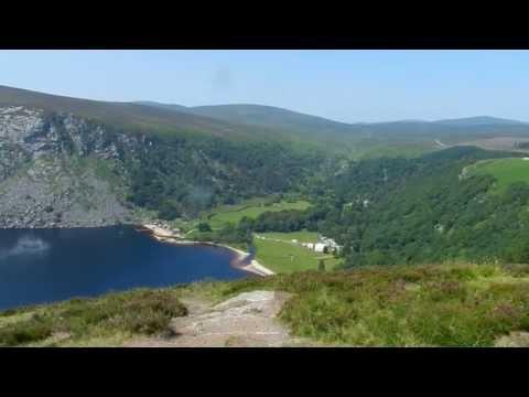 Lough Tay (Vikings S2), Glenmalure, etc.. Summer spin