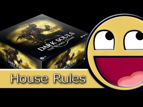 Dark Souls The Board Game: How to House Rules