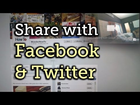 Add Share Capabilities for Facebook and Twitter [How-To]