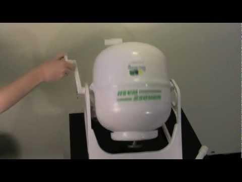 Wonder Wash Hand Powered Portable Washer