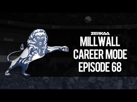 Millwall   FIFA 13 Career Mode   E068   Changing The Difficulty?