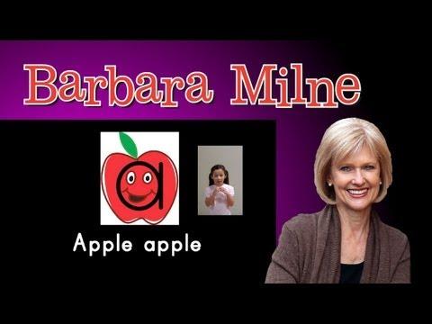 Interactive phonics song - Barbara Milne