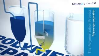 Polymerization Process -3D Animation / Polymerisationsprozess