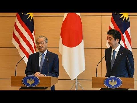 Malaysia mohon pinjaman dari Jepun untuk bayar hutang