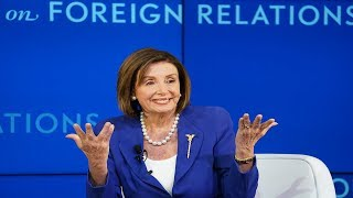 A Conversation With House Speaker Nancy Pelosi