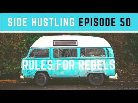 Side Hustling Ep. 50: Middle School Students Start a Side Hustle and Make Over $10,000