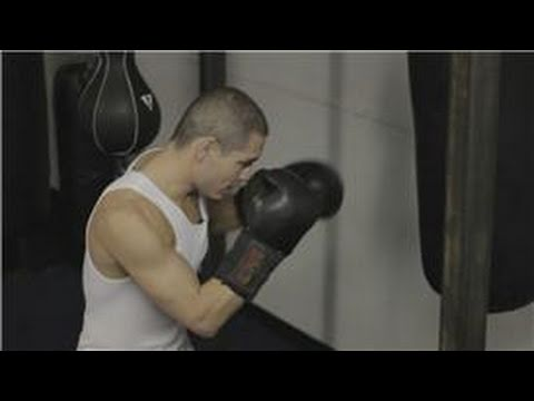 Boxing : How to Use a Heavy Punching Bag