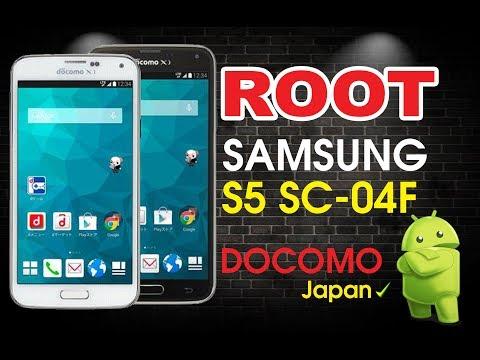 Root Samsung S5 Docomo SC- 04F