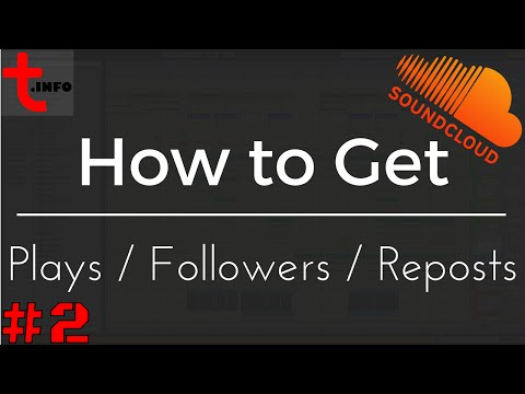 How to Gain More Plays, Likes, Comments, and Followers on SoundCloud (part 2)