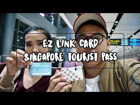Tips Hemat Keliling Singapore - Beli EZ Link dan STP+