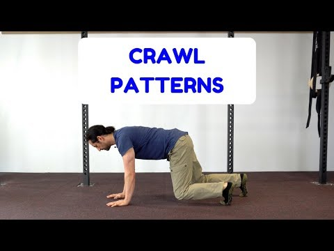 Crawling Patterns to - Fix Your Movement