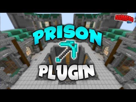 PRISON! | Minecraft Plugin Tutorial