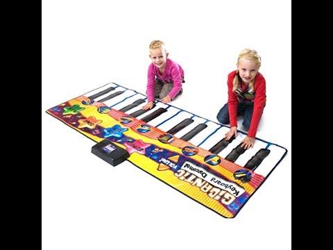 Review:  Joyin Toy Gigantic Piano Fun Colorful Dancing Mat 71