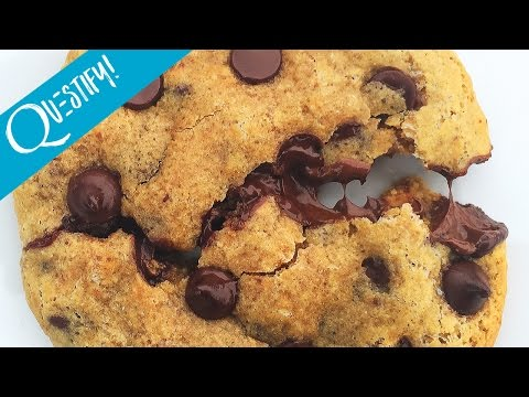 CHEWY Chocolate Chip Cookies - Questify