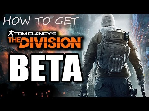 How to get Tom Clancy's The Division beta for free on PS4