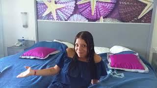 Tour Pelo Nosso Quarto Hotel Riu Cancun   Bônus #05 - By Beatriz Oliveira