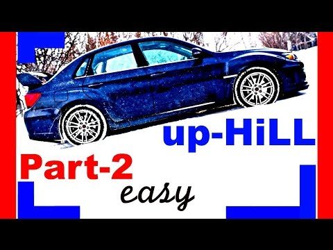 HOW TO DRIVE MANUAL CAR UPHiLL Start - Basic | pedal cam| easy Tutorial Part 2