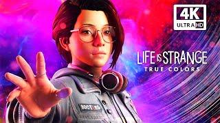 LIFE IS STRANGE: TRUE COLORS All Cutscenes (Full Season) Game Movie 4K 60FPS Ultra HD