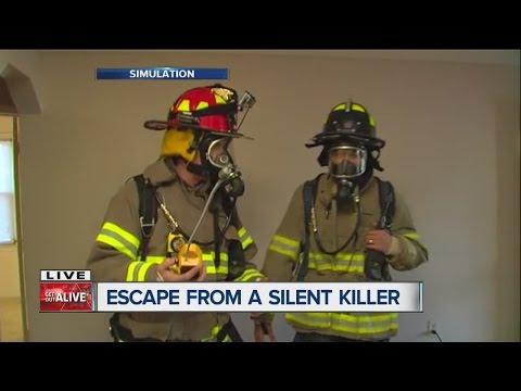 Get out alive - Surviving carbon monoxide poisoning