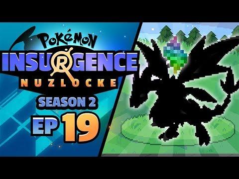 I DIDN'T EXPECT MEGA FLYGON... - Pokémon Insurgence Nuzlocke (Episode 19)