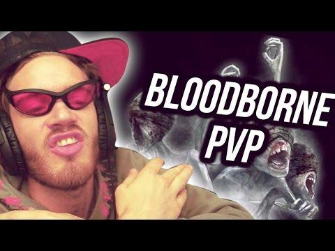 (PRO ONLY) PVP. MLG BRO. (Bloodborne PvP)