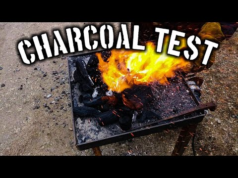 Lump Charcoal for Forging (Alternative Fuel Series)