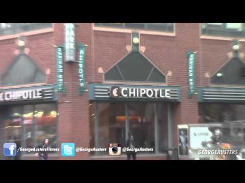 EATING IHOP PANCAKES IN NEW YORK