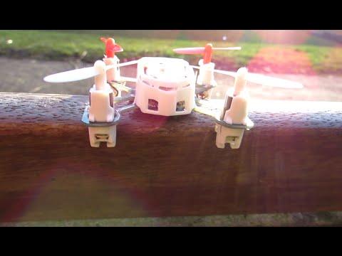 Hubsan H111 Q4 Nano Drone - Day & Night Flights