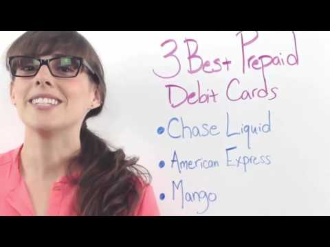 3 Best Prepaid Debit Cards