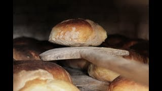 Artisanal Country Bread Baking in Transylvania