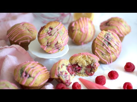 How to Make Raspberry Muffins