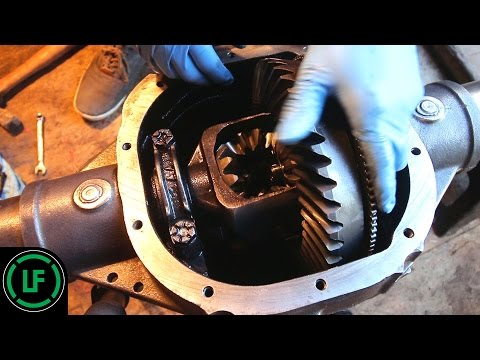 Rover 1 Project - Preparing the Ford 8 8 - Part 3