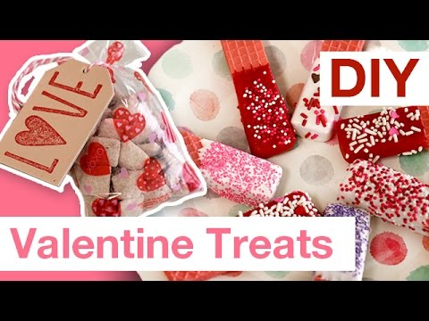 ♥ DIY Valentine's Day Treats ♥ | ArtsyPaints
