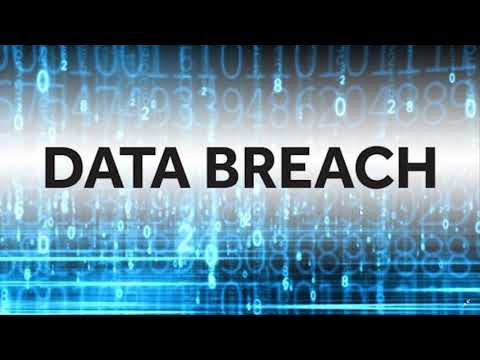 Major Data Breach Leaked information and what to do