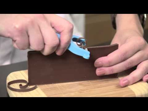 How to Shave Chocolate -- Farm Flavor 101
