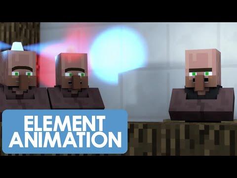 Your Door Was Locked! (Minecraft Animation)