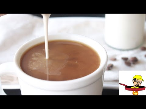 How To Make French Vanilla Coffee Creamer