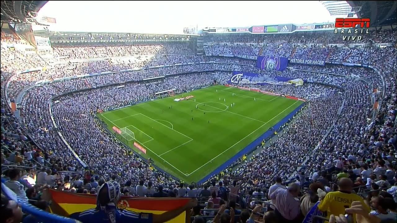 La Liga Real Madrid vs Barcelona - FULL HD 1080i - Full Match - Portuguese Commentary