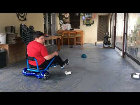 Scooter Hover Board Course
