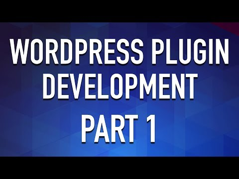 Create a WordPress Plugin from Scratch - Part 1