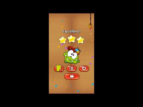 Hack Cut the Rope using lucky patcher