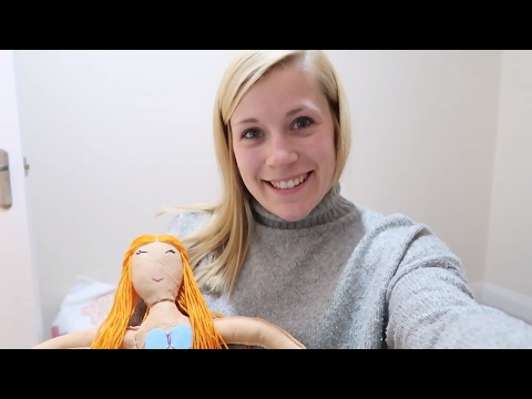 How To Make a Mermaid Doll And Hair