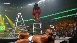 Insane WWE Ladder Match Moments